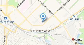 Кемеровский областной медицинский колледж Новокузнецкий филиал на карте