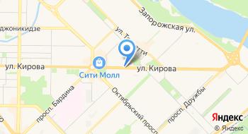 М.Видео на карте
