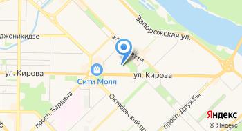 ВентМастер-НК на карте