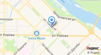 ТРК Глобус на карте