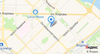 МБУ до Детская школа искусств № 1 на карте