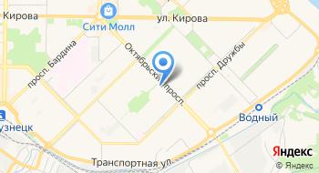 Нотариус Дудовцева Г.Н. на карте