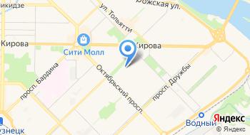 МБДОУ Детский сад №178 на карте