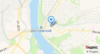 Новокузнецкий Оптовый центр на карте