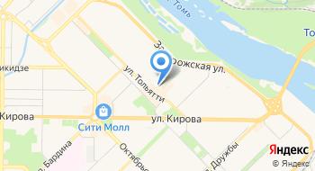 Кадровое агентство Сотрудник+ на карте