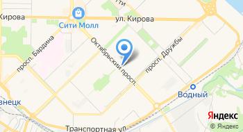 Салон-магазин Евромода на карте