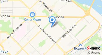 Визжист Ольга Кисель Макияж коррекция бровей на карте