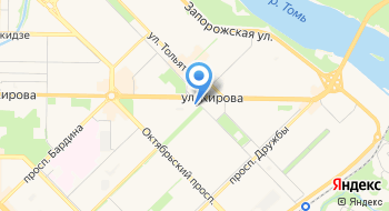 РТОмаркет на карте
