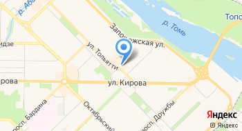 Развлекательный центр Иллюзион на карте