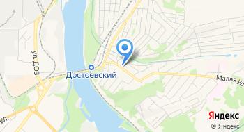 Express Чистка на карте