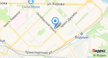 Продуктовый магазин Оазис на карте