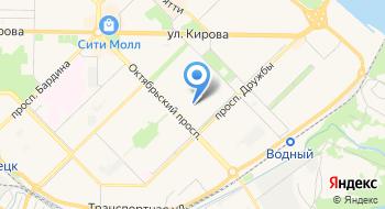 Муниципальный архив Новокузнецкого муниципального района на карте