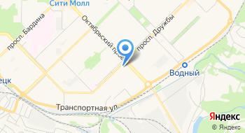 СКП-Профи на карте