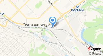 Центр Теплиц на карте