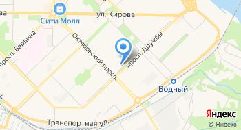 Торгово-сервисный центр АйТек42 на карте