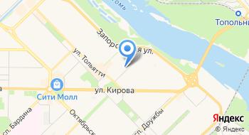 Роса-1 на карте
