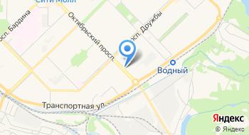 Магазин KuzParts.ru на карте