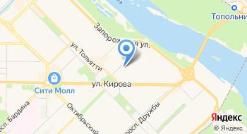 Теплосервис на карте