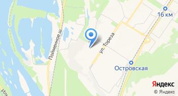 Полиэтиленовые трубы в Новокузнецке на карте