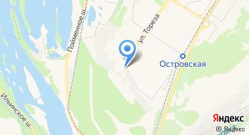 Автосервис Заводский на карте