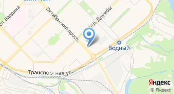 Центр автозапчастей Ниссан-Маркет на карте