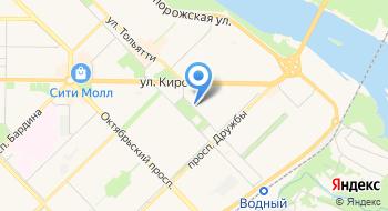 УФМС Отделение №2 в Центральном районе на карте