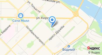 Школа танцев Сказка на карте