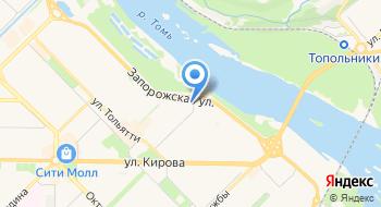 Стигма С на карте