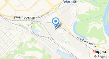 Ледосвет Новокузнецк на карте