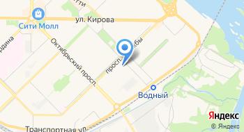 Бизнес-Аудит на карте