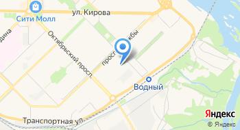 Ботаникс компани на карте