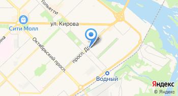Магазин Огород на карте