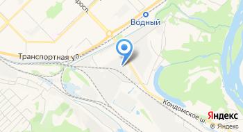 ТБМ на карте