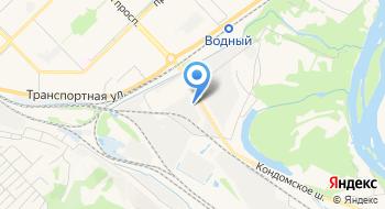 Автоцентр Кузбасс-Стартер на карте