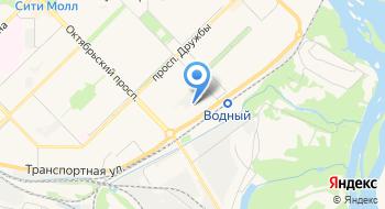 Сервисный центр СФ-Сервис на карте