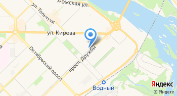 Магазин Кузбасс-Керамика на карте