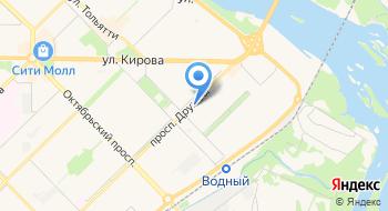 Аура интерьера на карте