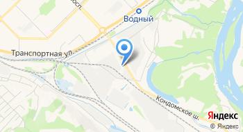 Спас Кузнецк на карте