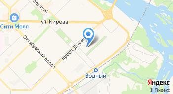 МБДОУ Детский сад №206 на карте
