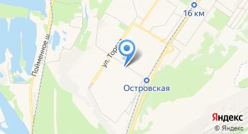 Агентство праздничных услуг Надежды Фризен Креатив на карте