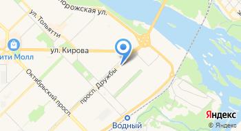 Сантехника и сервис на карте
