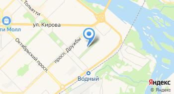 Магазин Хлеб на карте