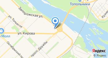 Кузбасспромэнерго на карте