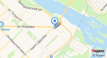 OnleKuzbass на карте