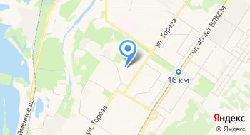 Государственное учреждение Кемеровской области Центр Спортивной Подготовки Сборных Команд Кемеровской Области на карте