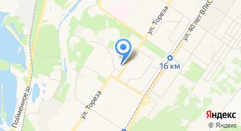 ЗАГС Заводского района на карте
