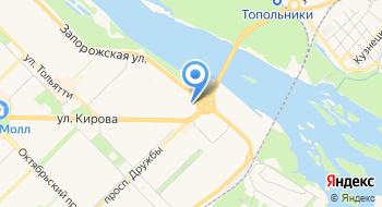 Магазин одежды и текстиля Русский размер на карте