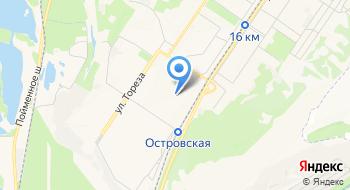 Отделение №3 НКД ПНС на карте