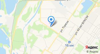 Городская клиническая больница № 29 на карте