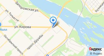 Сибирская теплосбытовая компания на карте